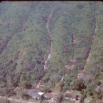 11 Postfire rill + gully erosion. mandeville Cyn. #2A. 3-14-1980 (Medium)